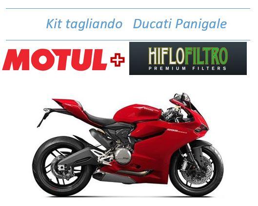 kit tagliando per Ducati Panigale